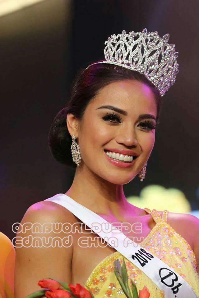 Michele Gumabao - Bb Pilipinas Globe 2018 Fb_i3959
