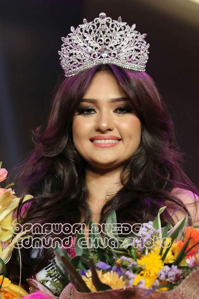 BINIBINING PILIPINAS - INTERNATIONAL 2018: Ma Ahtisa Manalo  Fb_i3967