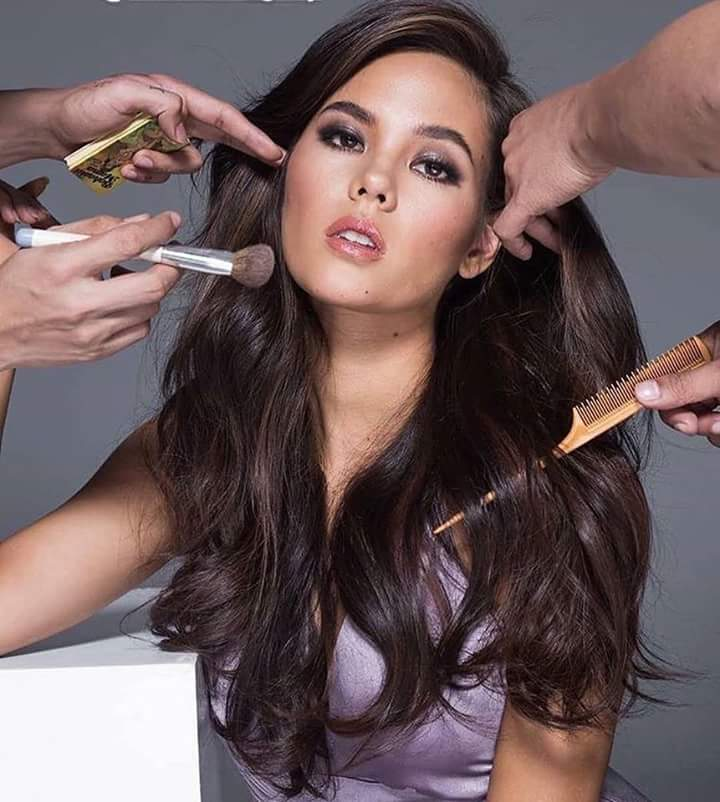 Catriona Gray - MISS UNIVERSE 2018 - Official Thread - Page 2 Fb_i4014