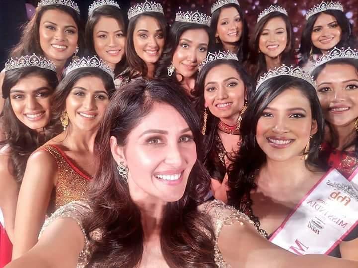 Road to Femina Miss India 2018 - Winner is Tamilnadu Fb_i4015