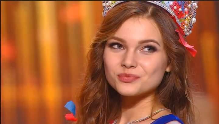 MISS RUSSIA 2018: Yulia Polyachikhina Fb_i4177