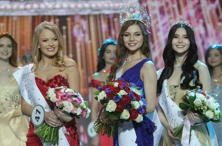 MISS RUSSIA 2018: Yulia Polyachikhina Fb_i4192