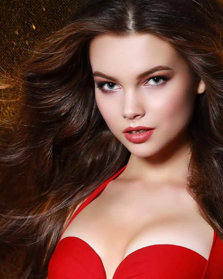 MISS RUSSIA 2018: Yulia Polyachikhina Fb_i4193