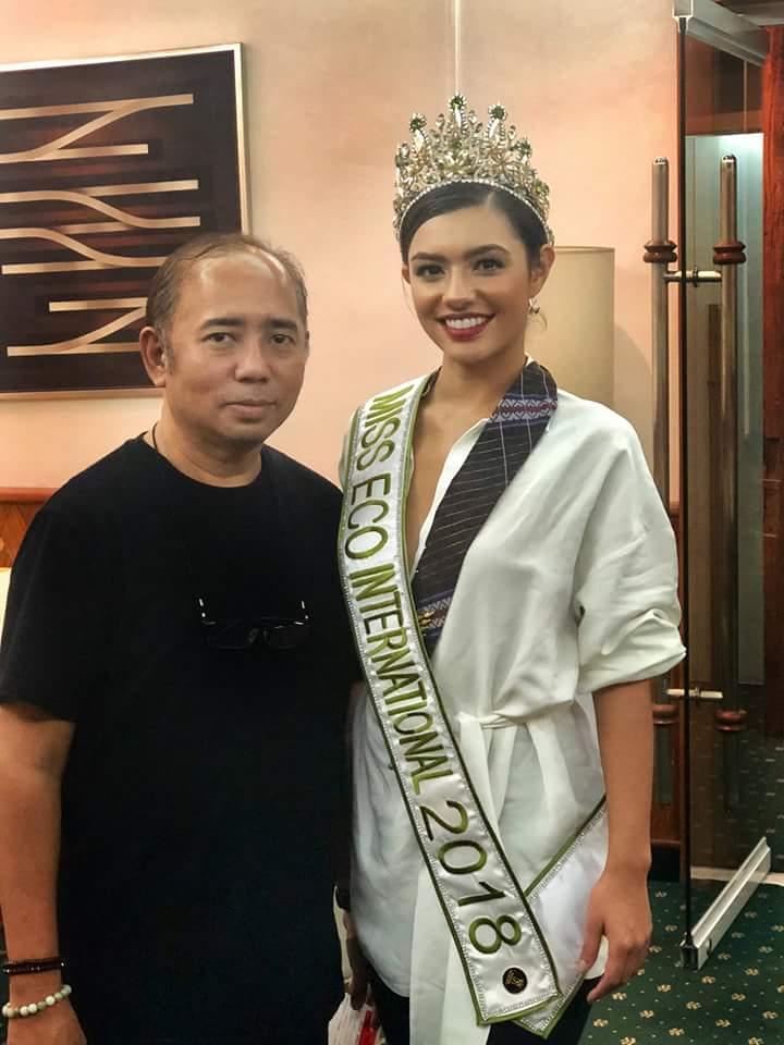 Miss Eco International 2018: Cynthia Thomalla from the Philippines Fb_i4377