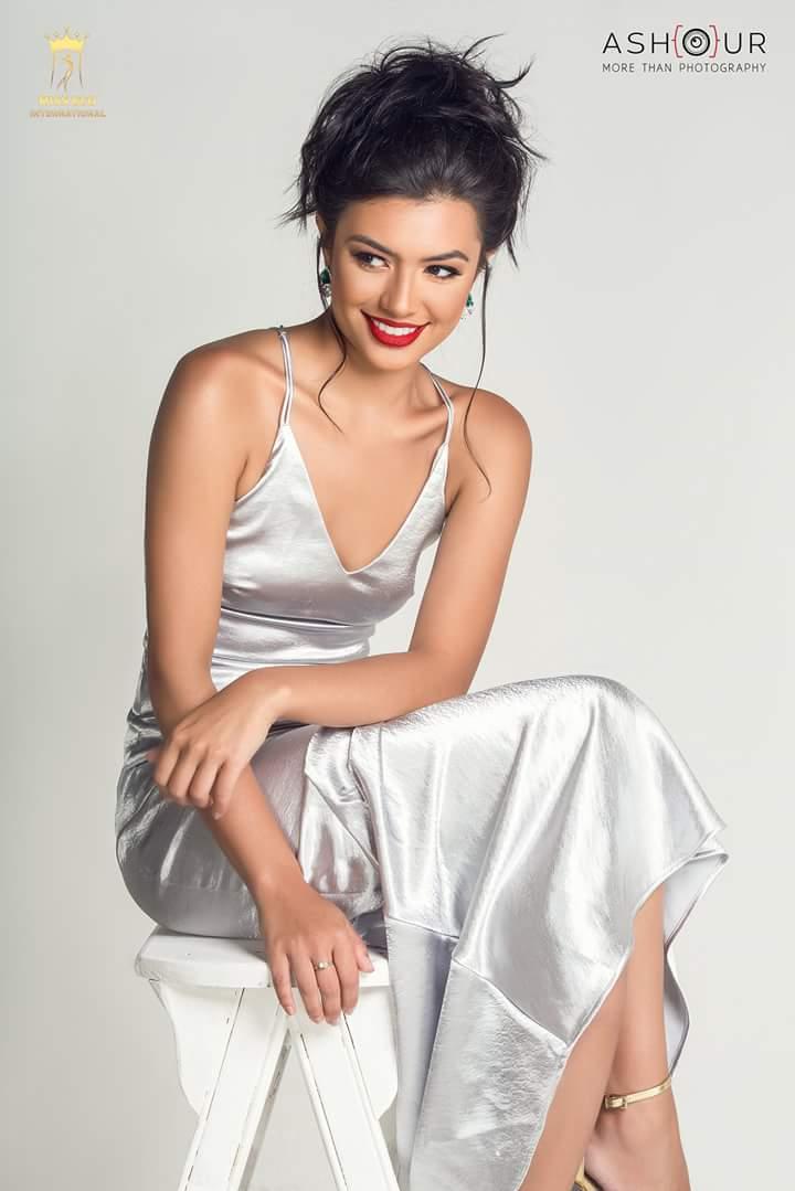 Miss Eco International 2018: Cynthia Thomalla from the Philippines Fb_i4380