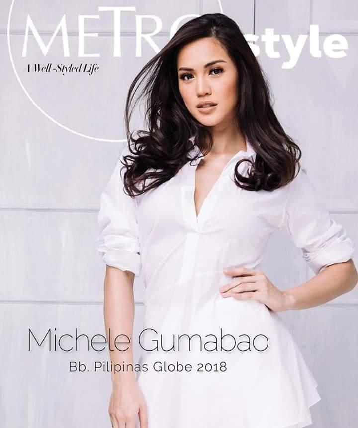 Michele Gumabao - Bb Pilipinas Globe 2018 Fb_i4396