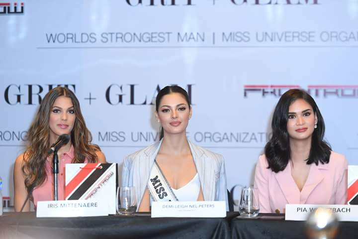 ♔ The Official Thread of MISS UNIVERSE® 2017 Demi-Leigh Nel-Peters of South Africa ♔ - Page 9 Fb_i4431