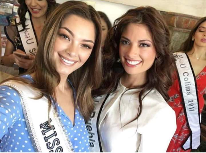 ♔ The Official Thread of MISS UNIVERSE® 2017 Demi-Leigh Nel-Peters of South Africa ♔ - Page 9 Fb_i4589