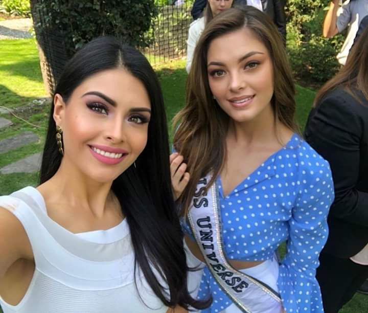 ♔ The Official Thread of MISS UNIVERSE® 2017 Demi-Leigh Nel-Peters of South Africa ♔ - Page 9 Fb_i4590