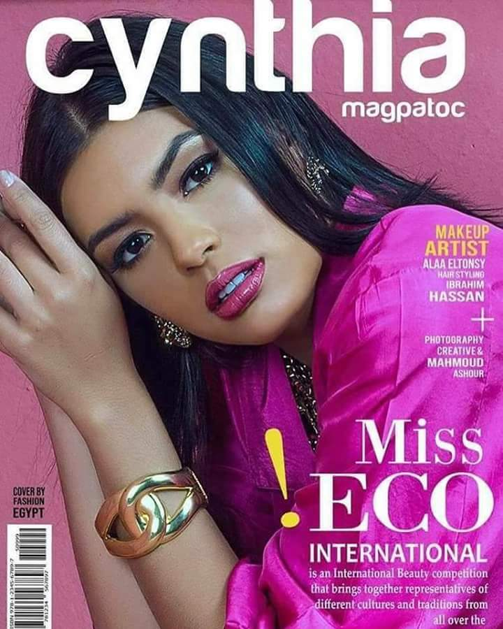 Miss Eco International 2018: Cynthia Thomalla from the Philippines - Page 2 Fb_i4793
