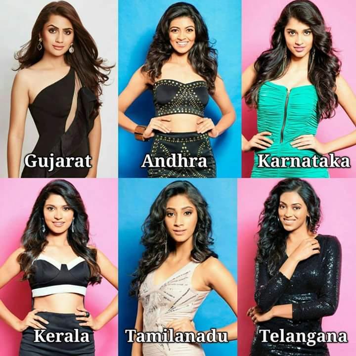 Road to Femina Miss India 2018 - Winner is Tamilnadu Fb_i4823