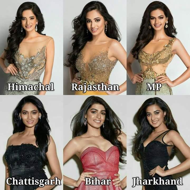 Road to Femina Miss India 2018 - Winner is Tamilnadu Fb_i4825