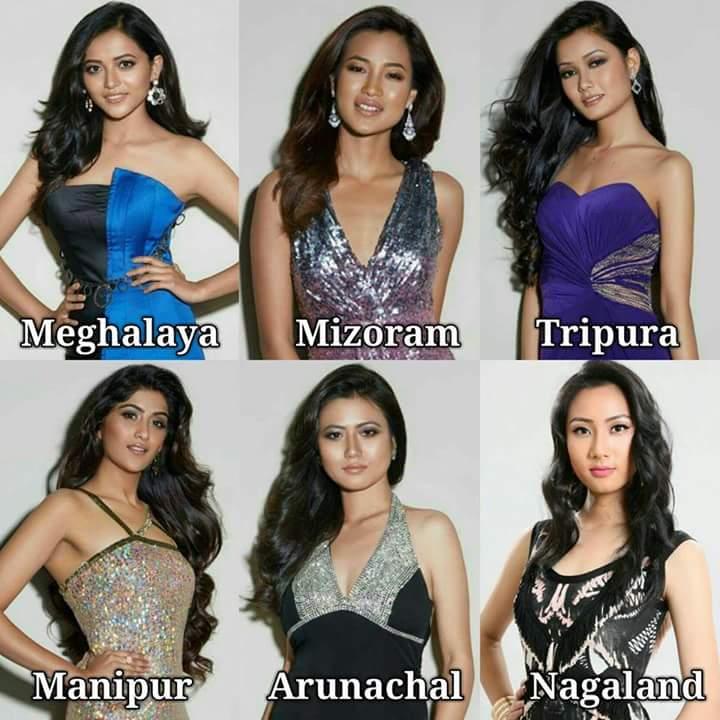 Road to Femina Miss India 2018 - Winner is Tamilnadu Fb_i4826