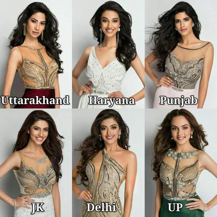 Road to Femina Miss India 2018 - Winner is Tamilnadu Fb_i4827
