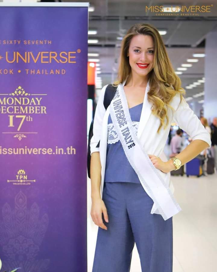 © PAGEANT MANIA © MISS UNIVERSE 2018 - OFFICIAL COVERAGE Finals - Page 12 Fb_i5156