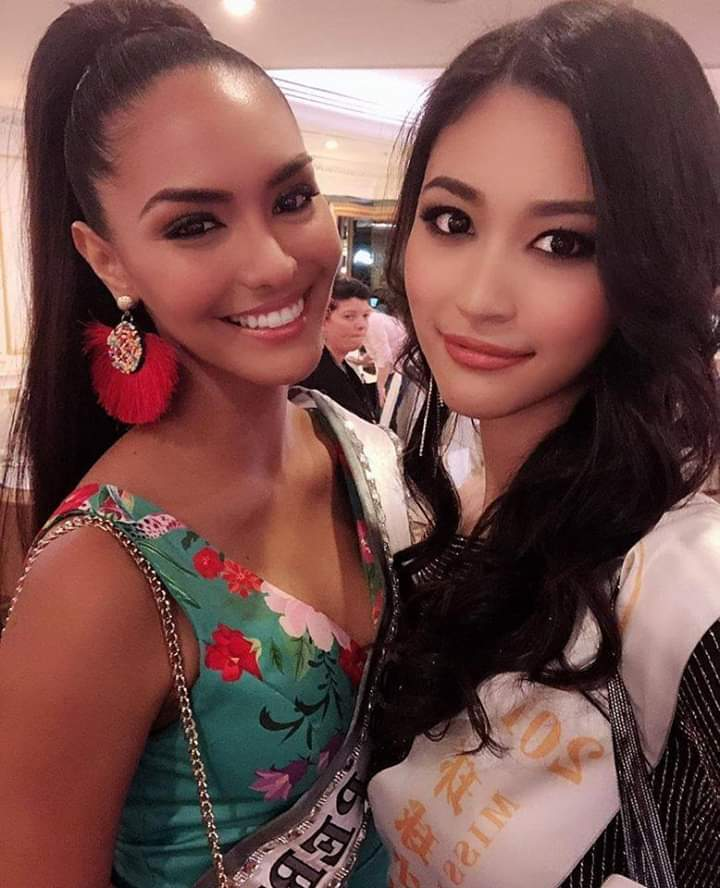 © PAGEANT MANIA © MISS UNIVERSE 2018 - OFFICIAL COVERAGE Finals - Page 12 Fb_i5178
