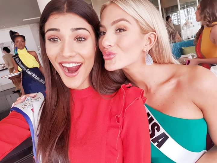 © PAGEANT MANIA © MISS UNIVERSE 2018 - OFFICIAL COVERAGE Finals - Page 12 Fb_i5181