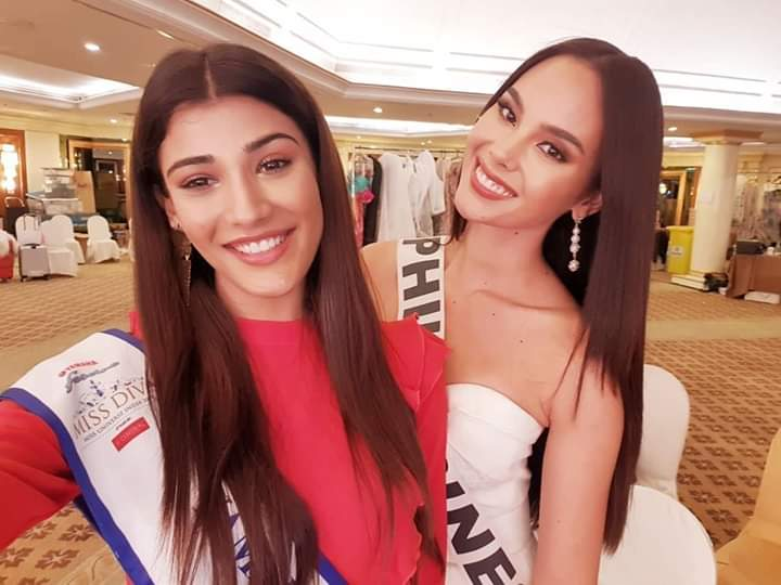 © PAGEANT MANIA © MISS UNIVERSE 2018 - OFFICIAL COVERAGE Finals - Page 12 Fb_i5182