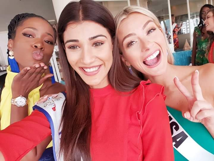 © PAGEANT MANIA © MISS UNIVERSE 2018 - OFFICIAL COVERAGE Finals - Page 12 Fb_i5183