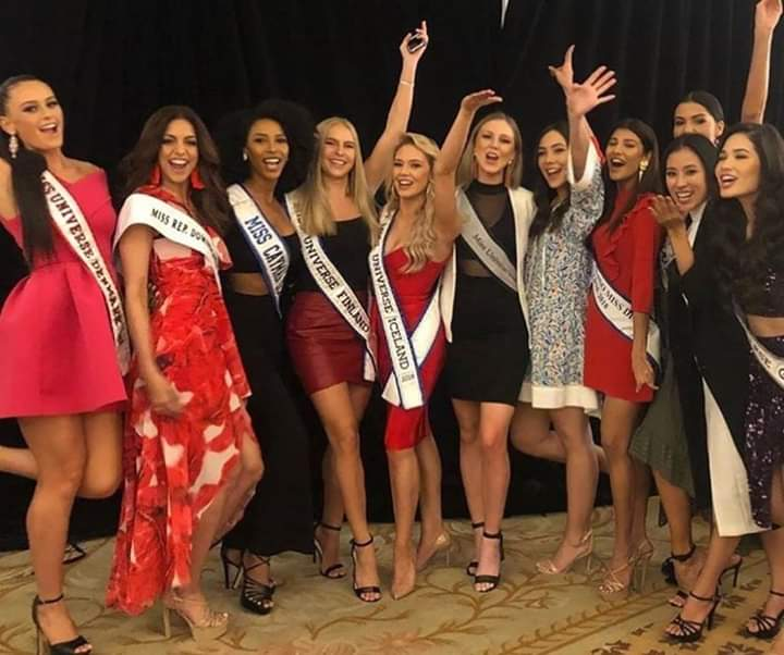 © PAGEANT MANIA © MISS UNIVERSE 2018 - OFFICIAL COVERAGE Finals - Page 12 Fb_i5188
