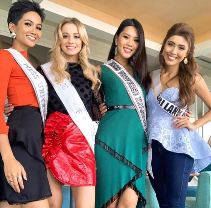 © PAGEANT MANIA © MISS UNIVERSE 2018 - OFFICIAL COVERAGE Finals - Page 12 Fb_i5189