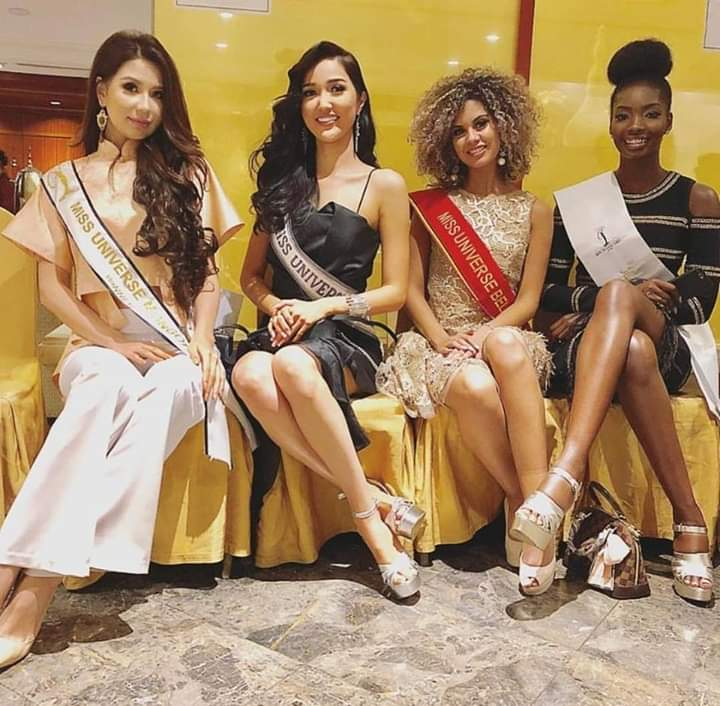 © PAGEANT MANIA © MISS UNIVERSE 2018 - OFFICIAL COVERAGE Finals - Page 12 Fb_i5190