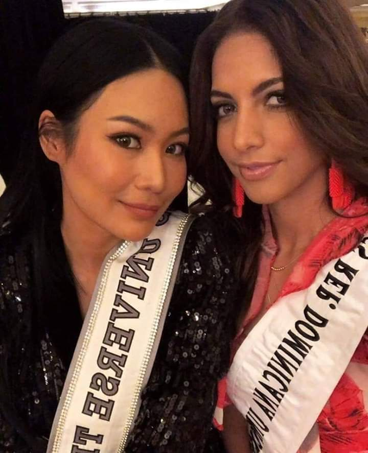 © PAGEANT MANIA © MISS UNIVERSE 2018 - OFFICIAL COVERAGE Finals - Page 12 Fb_i5194