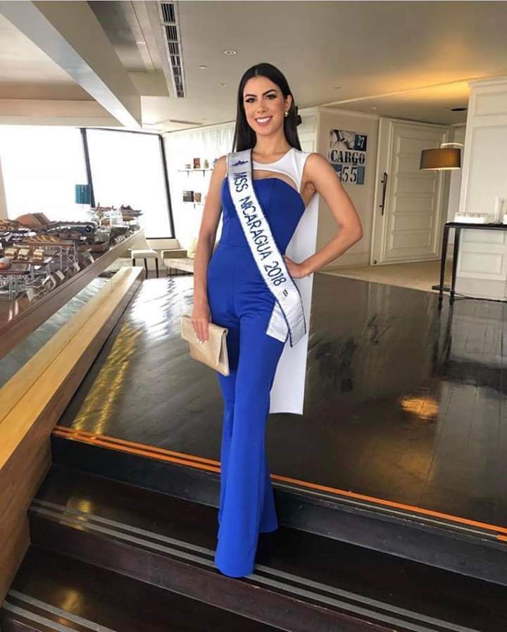 © PAGEANT MANIA © MISS UNIVERSE 2018 - OFFICIAL COVERAGE Finals - Page 13 Fb_i5207