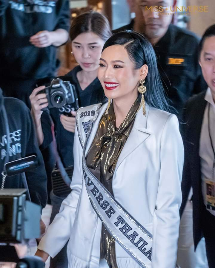 © PAGEANT MANIA © MISS UNIVERSE 2018 - OFFICIAL COVERAGE Finals - Page 17 Fb_i5343