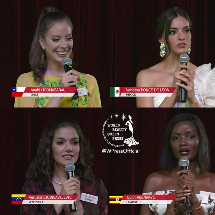 ✪✪✪ MISS WORLD 2018 - COMPLETE COVERAGE  ✪✪✪ - Page 28 Fb_i5364