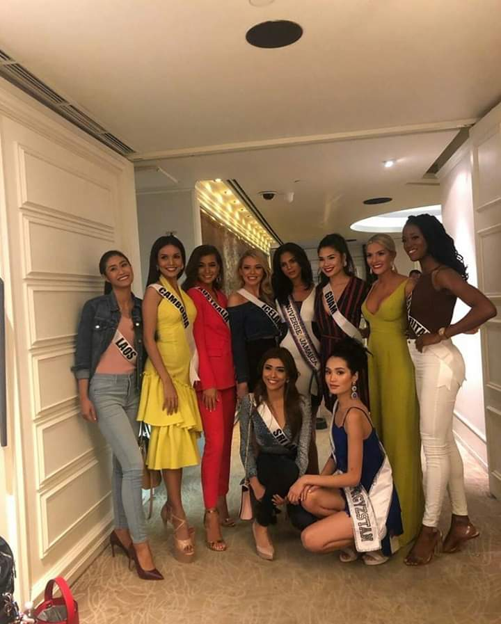 © PAGEANT MANIA © MISS UNIVERSE 2018 - OFFICIAL COVERAGE Finals - Page 17 Fb_i5370