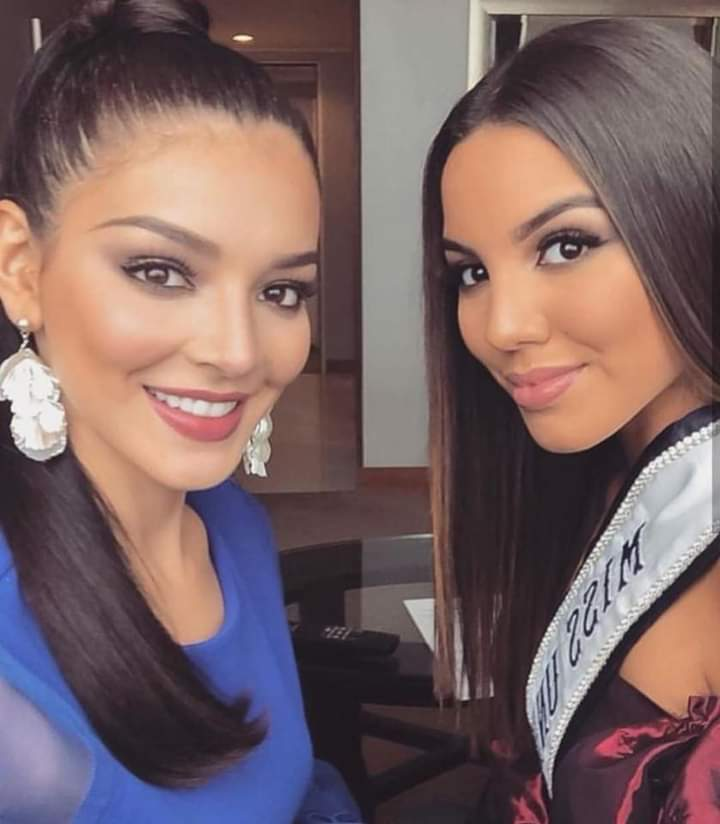 © PAGEANT MANIA © MISS UNIVERSE 2018 - OFFICIAL COVERAGE Finals - Page 17 Fb_i5371