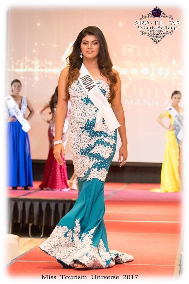 Miss Tourism Universe 2017 is India!  Fb_im251