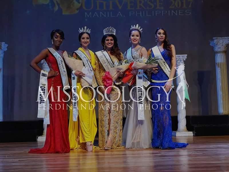 Miss Tourism Universe 2017 is India!  Fb_im252