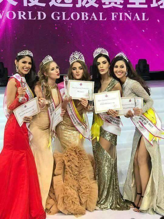 Miss Tourism World 2017 is Ukraine Fb_im259