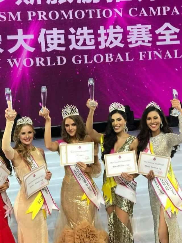 Miss Tourism World 2017 is Ukraine Fb_im260