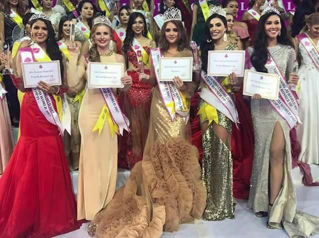 Miss Tourism World 2017 is Ukraine Fb_im261