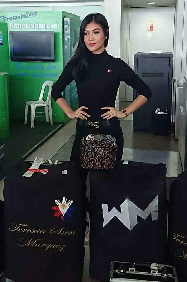 Road to Reina Hispanoamericana 2017 is WynWyn Marquez of the Philippines Fb_im263