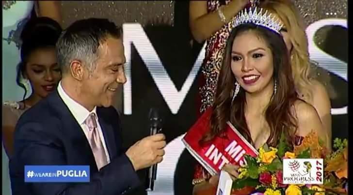 Miss Progress International 2017 is Philippines!!!  Fb_im494