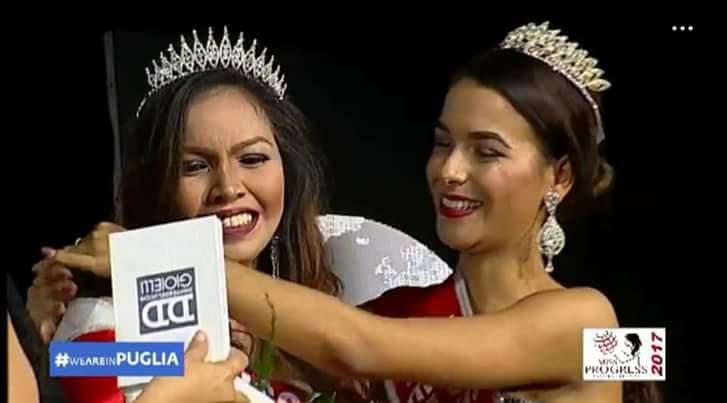 Miss Progress International 2017 is Philippines!!!  Fb_im495