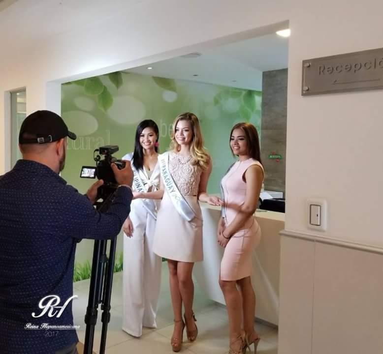 Road to Reina Hispanoamericana 2017 is WynWyn Marquez of the Philippines Fb_im508