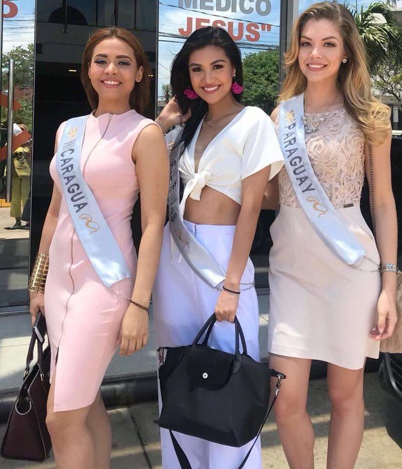 Road to Reina Hispanoamericana 2017 is WynWyn Marquez of the Philippines Fb_im590