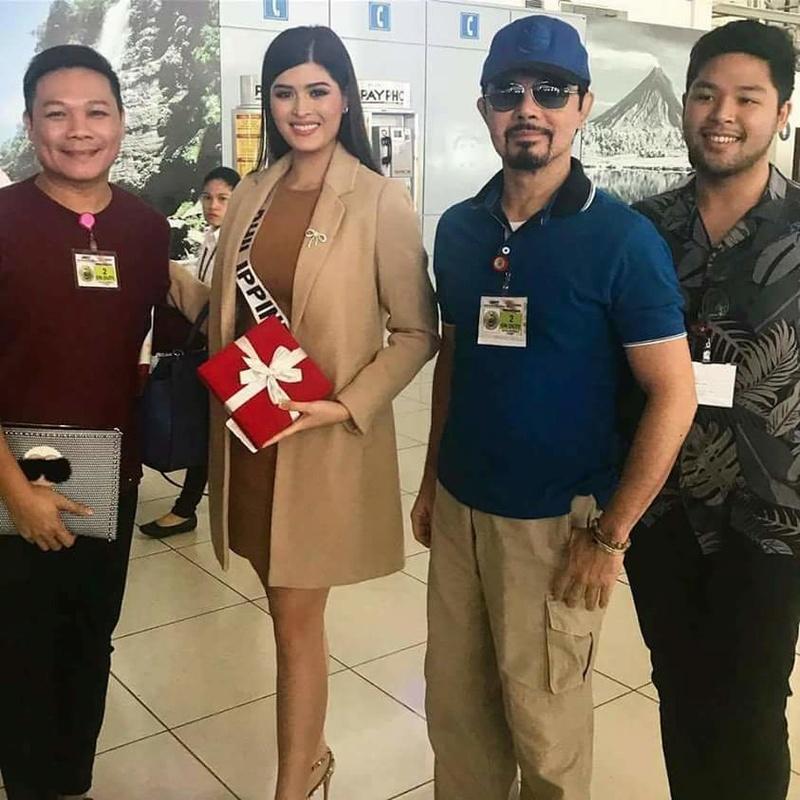 Mariel De León (BINIBINING PILIPINAS - INTERNATIONAL 2017)  - Page 2 Fb_im839