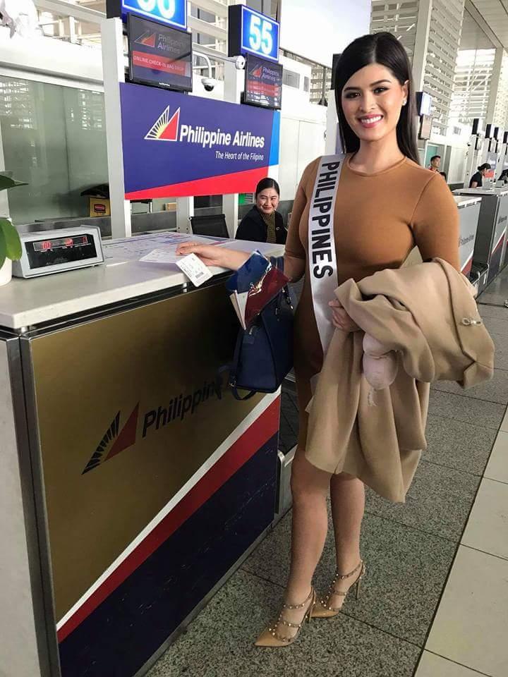 Mariel De León (BINIBINING PILIPINAS - INTERNATIONAL 2017)  - Page 2 Fb_im843