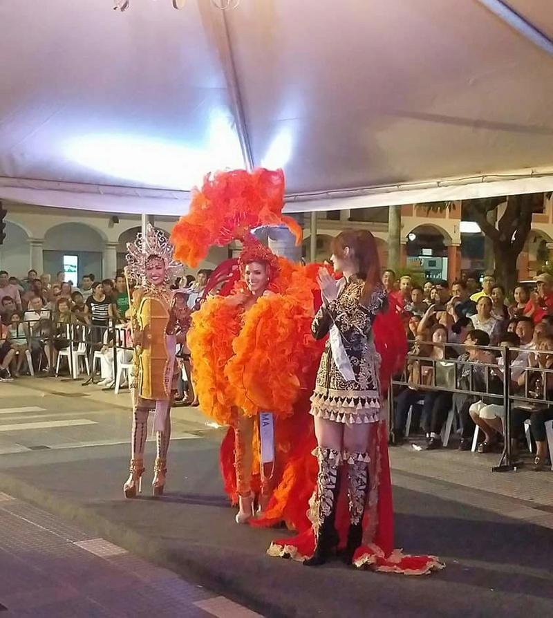 Road to Reina Hispanoamericana 2017 is WynWyn Marquez of the Philippines Fb_im845