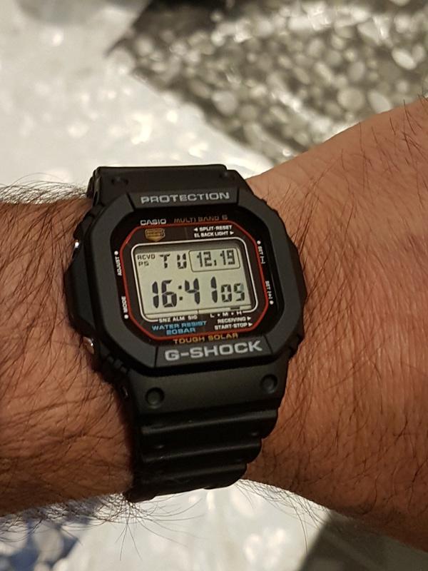 Feu de vos Casio G-Shock GW M5610  14d0a010