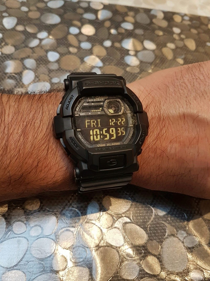 collection - Ma petite collection de « G-Shock «  F5016710