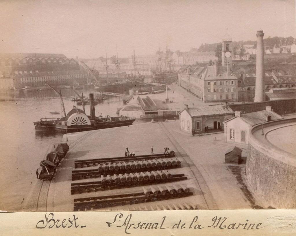Garde Côtes Cuirassé Fulminant 1/600 scratch - Page 4 14-38910