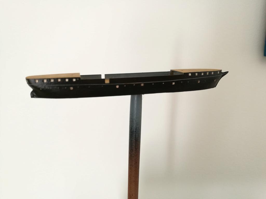 barges et petits bateaux de Brest 1/600 scratch Img_2045