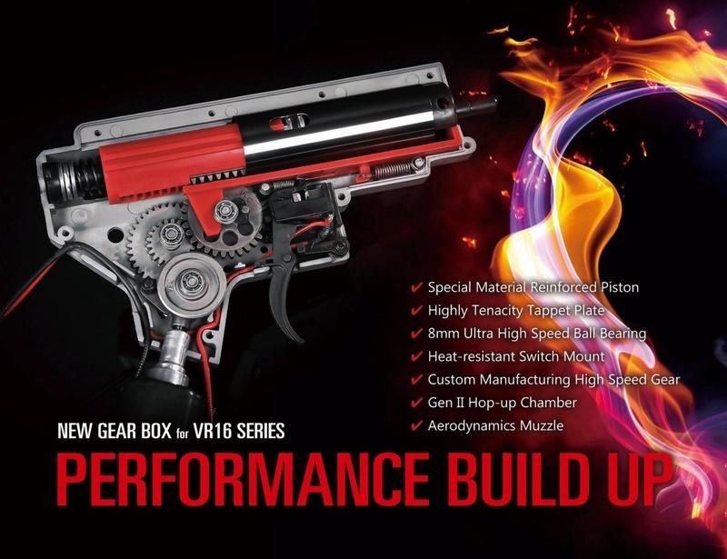 VFC VR16 Saber SD  Vfc-ne10